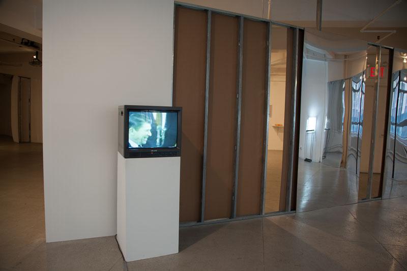 Installation view of Last Year at Marienbad Redux