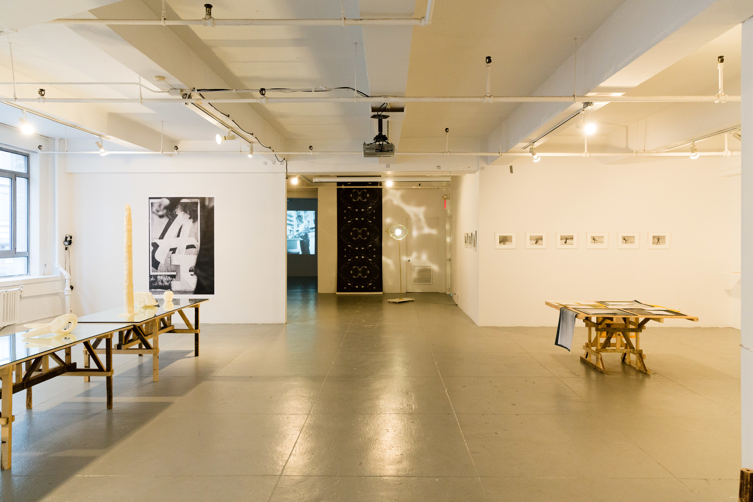 Accompaniment , curated by Kari Cwynar and Kendra Sullivan November 6 - December 19, 2015