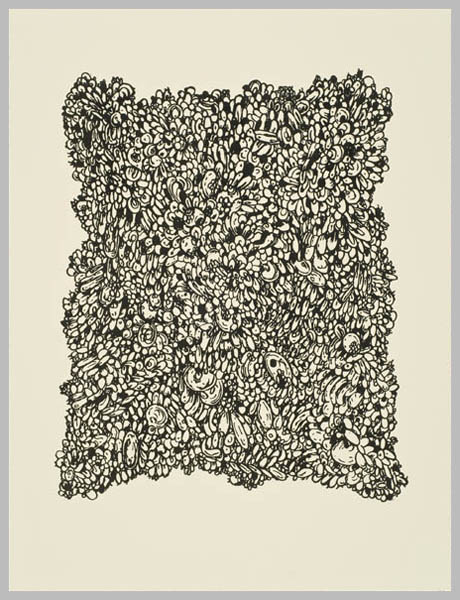 Untitled (Scab), 2007