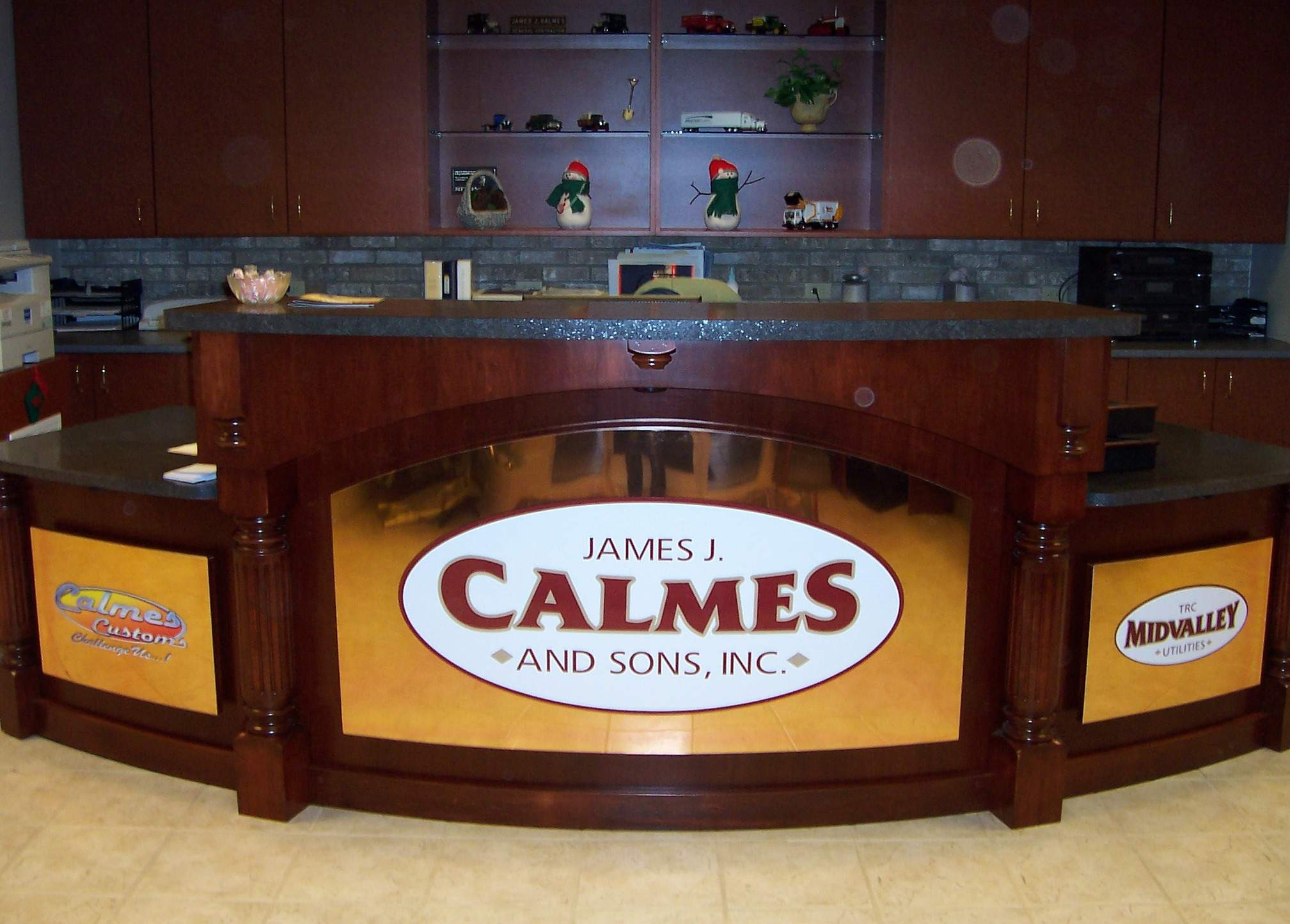 James J. Calmes and Sons, Inc.