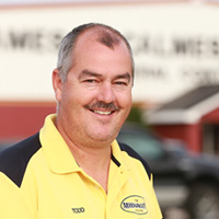 Todd Calmes  - Vice President, Foreman, Operator with 27 years of experience in all phases of general construction and equipment operation. Todd assists in building operations, site preparation and leads  TRC Midvalley Utilities