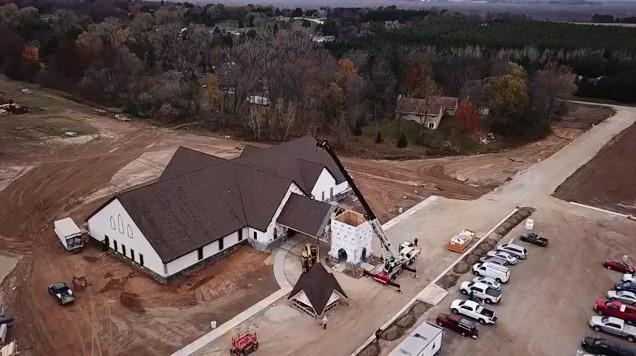 Bethlehem Evangelical Church - Bell Tower Setting