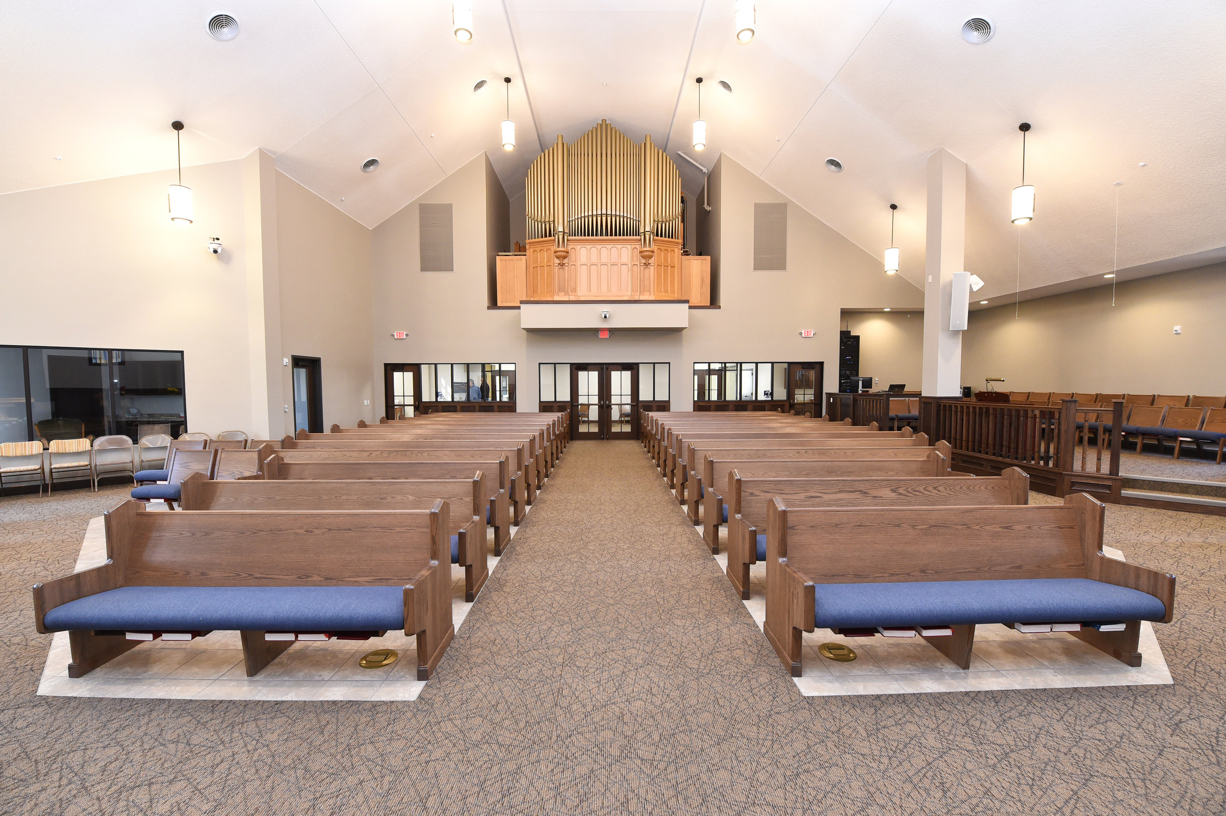 Bethlehem Lutheran Church Interior