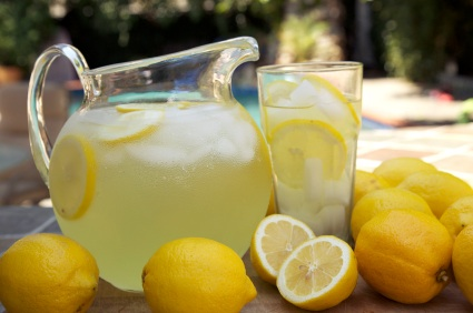 "One of my newest talk topics is ""Plato's Lemonade Stand: Stirring Change into Something Great."" Based on the old adage, ""When life hands you lemons, make lemonade,"" this talk is about how to do exactly that. Inquire for my availability through the contact page above! Let's stir something up!"