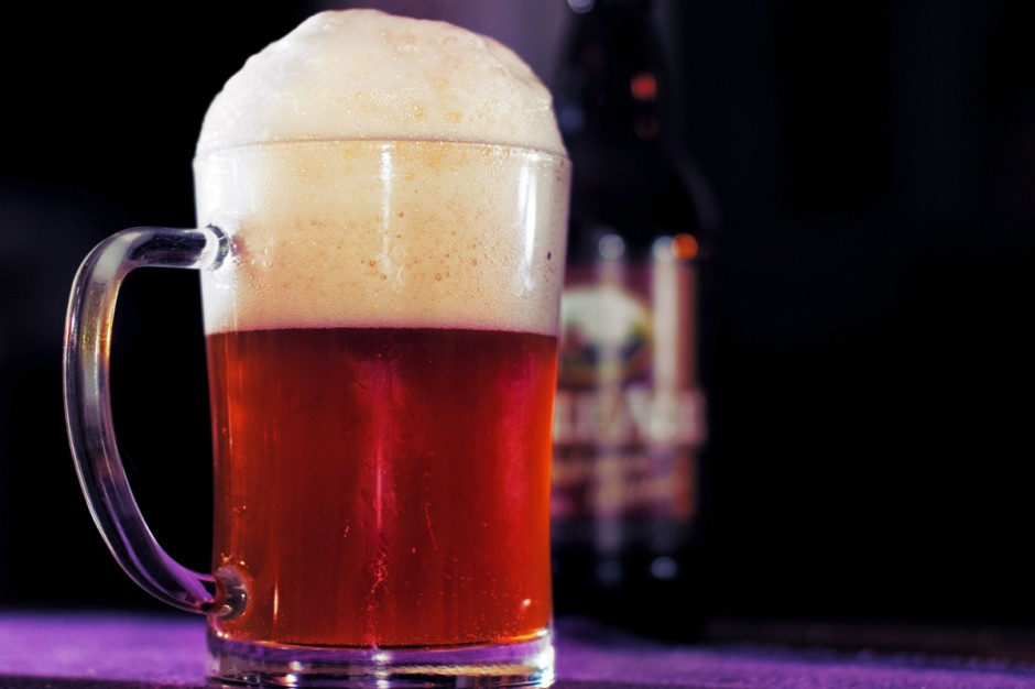 What sparks and lures you, the foam or the beer? What do you really want most?