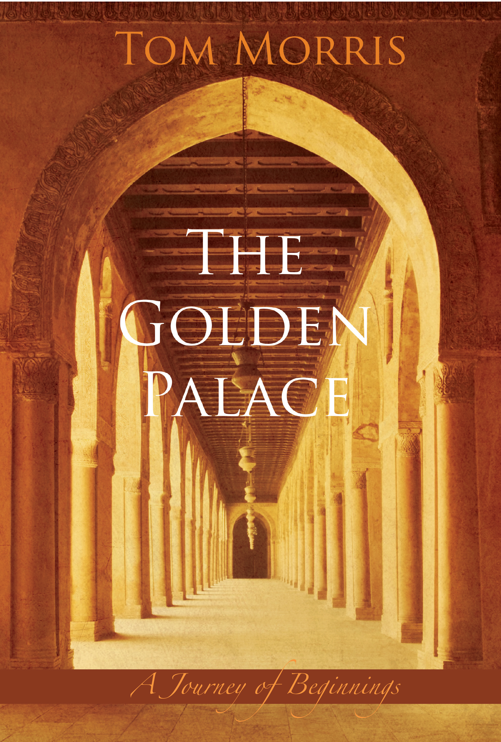 The Epic Adventure of Walid and the Mysteries of Phi started with Vollume 1:  The Golden Palace
