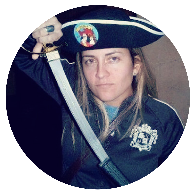 Pirate Lady  Social Media Director