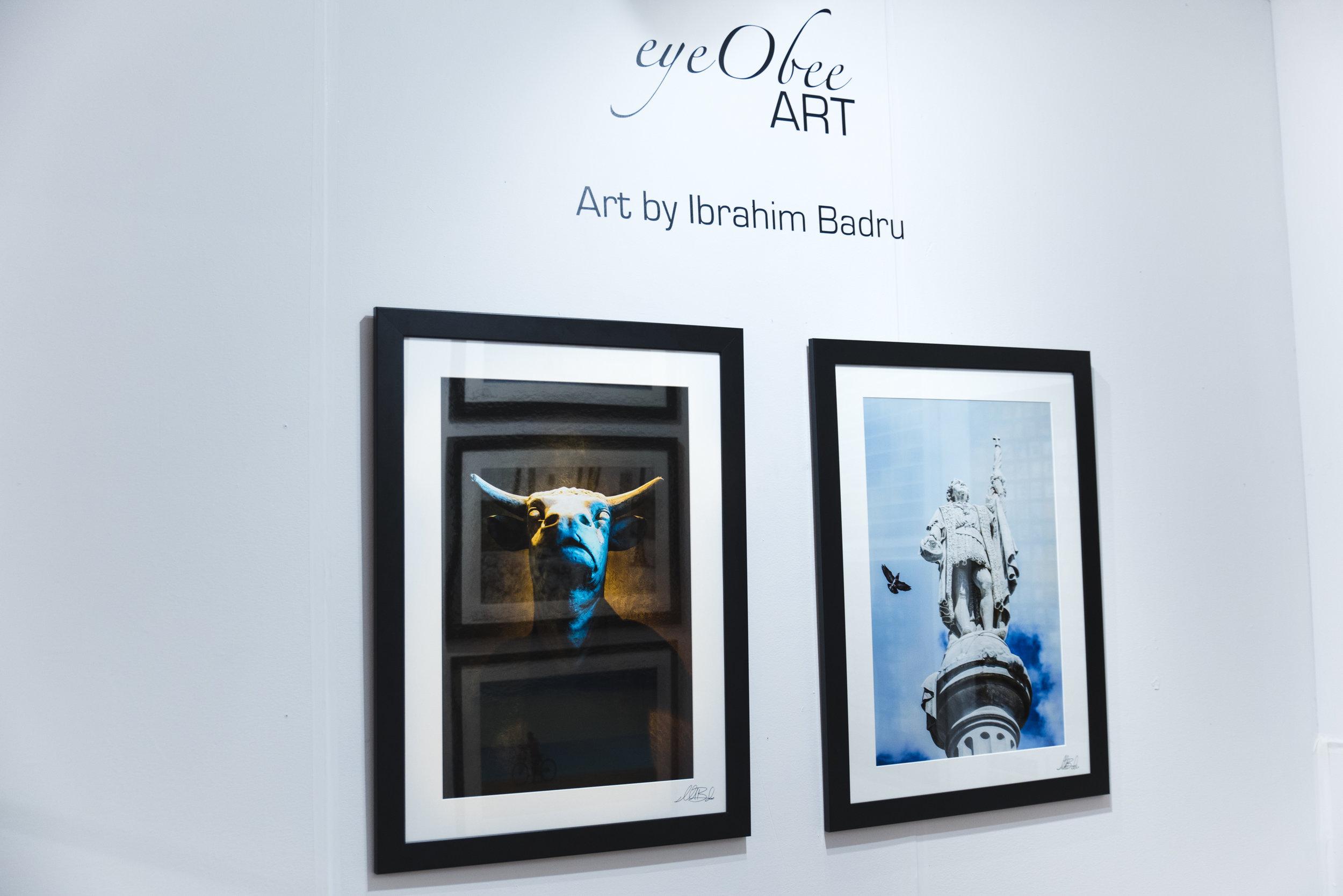 Spectrum Miami Art Basel eyeObee Art by Ibrahim Badru Photo solo-9.jpg