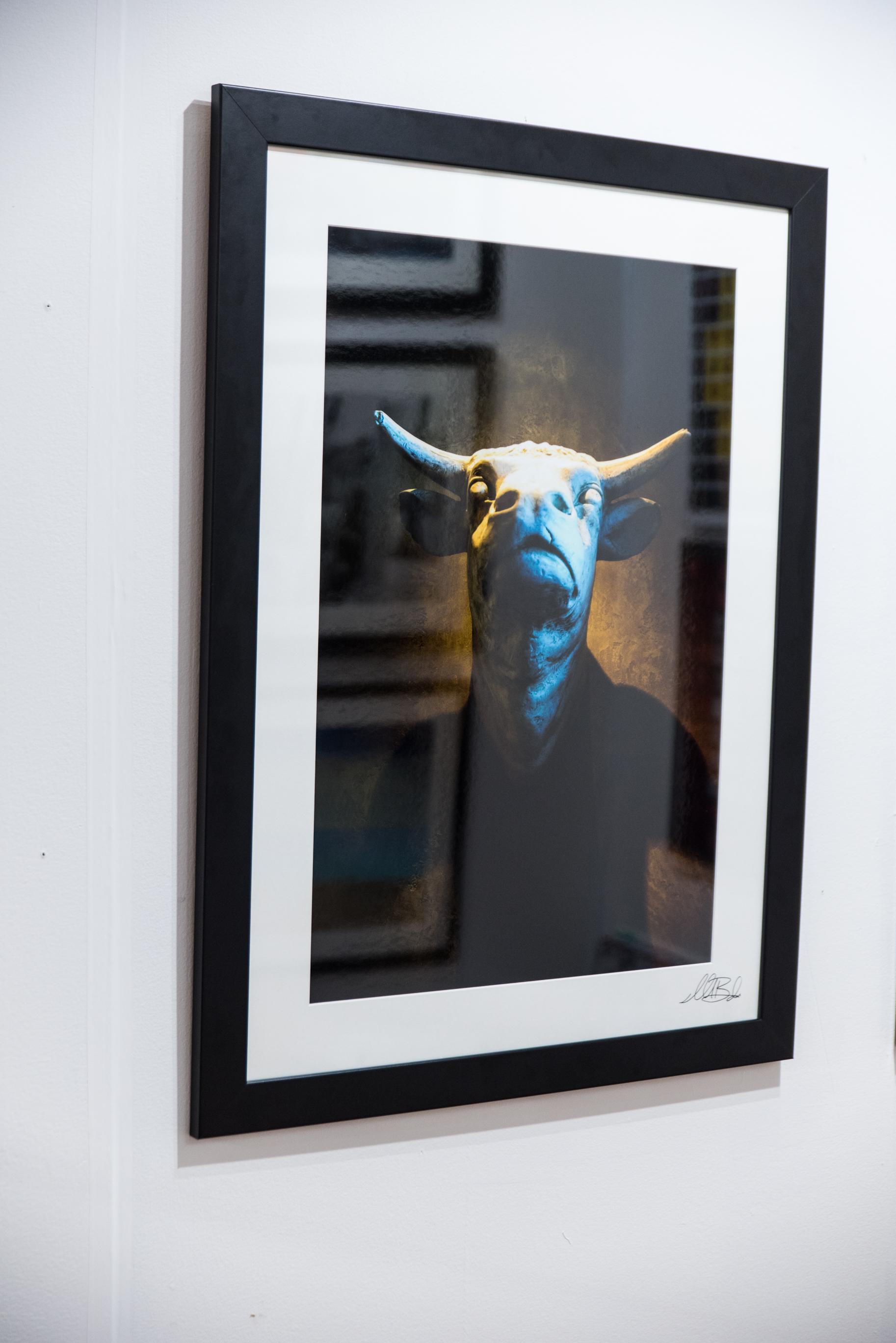Spectrum Miami Art Basel eyeObee Art by Ibrahim Badru Photo solo