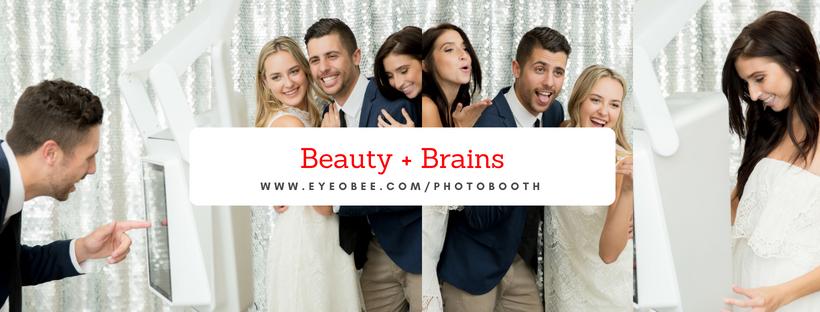 eyeobee Photobooth washington dc maryland virginia beauty brains