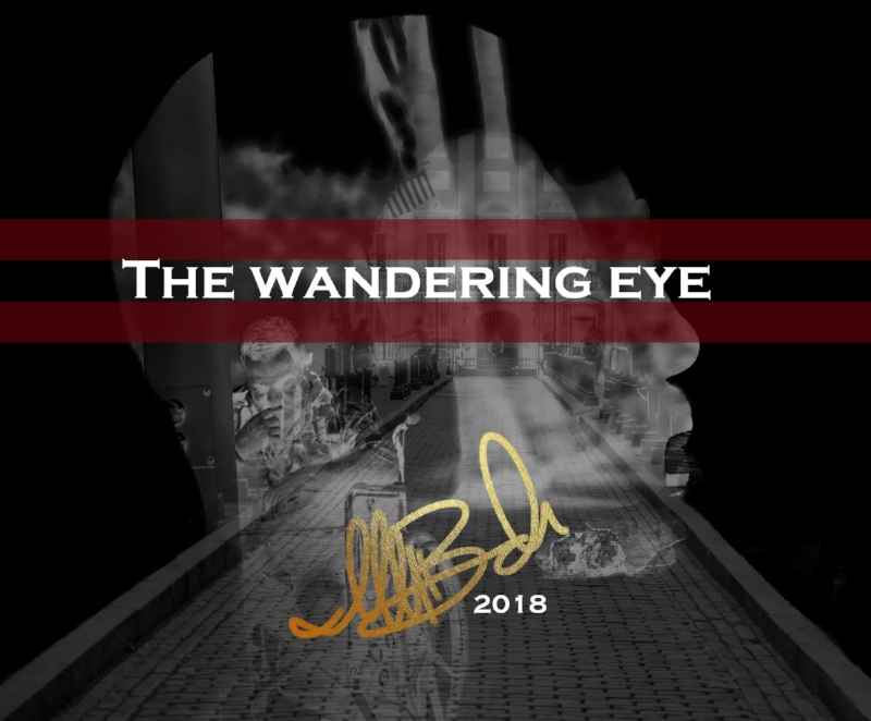 eyeObee Art - The Wandering Eye  TWE ART by Ibrahim Badru