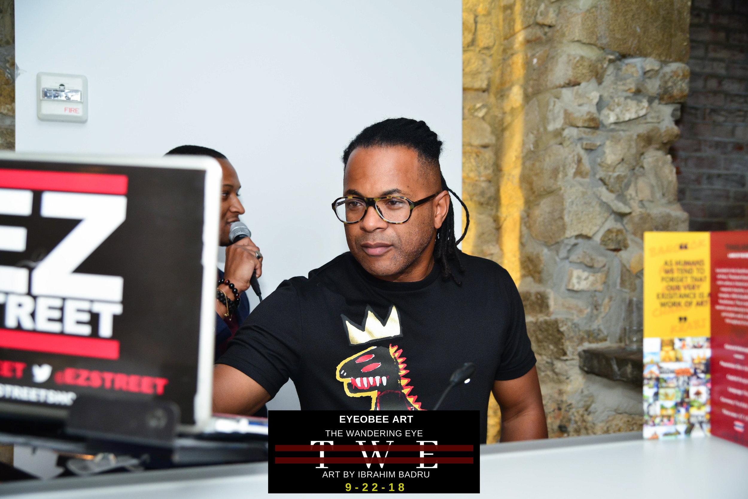 Special Guest DJ EZ Street
