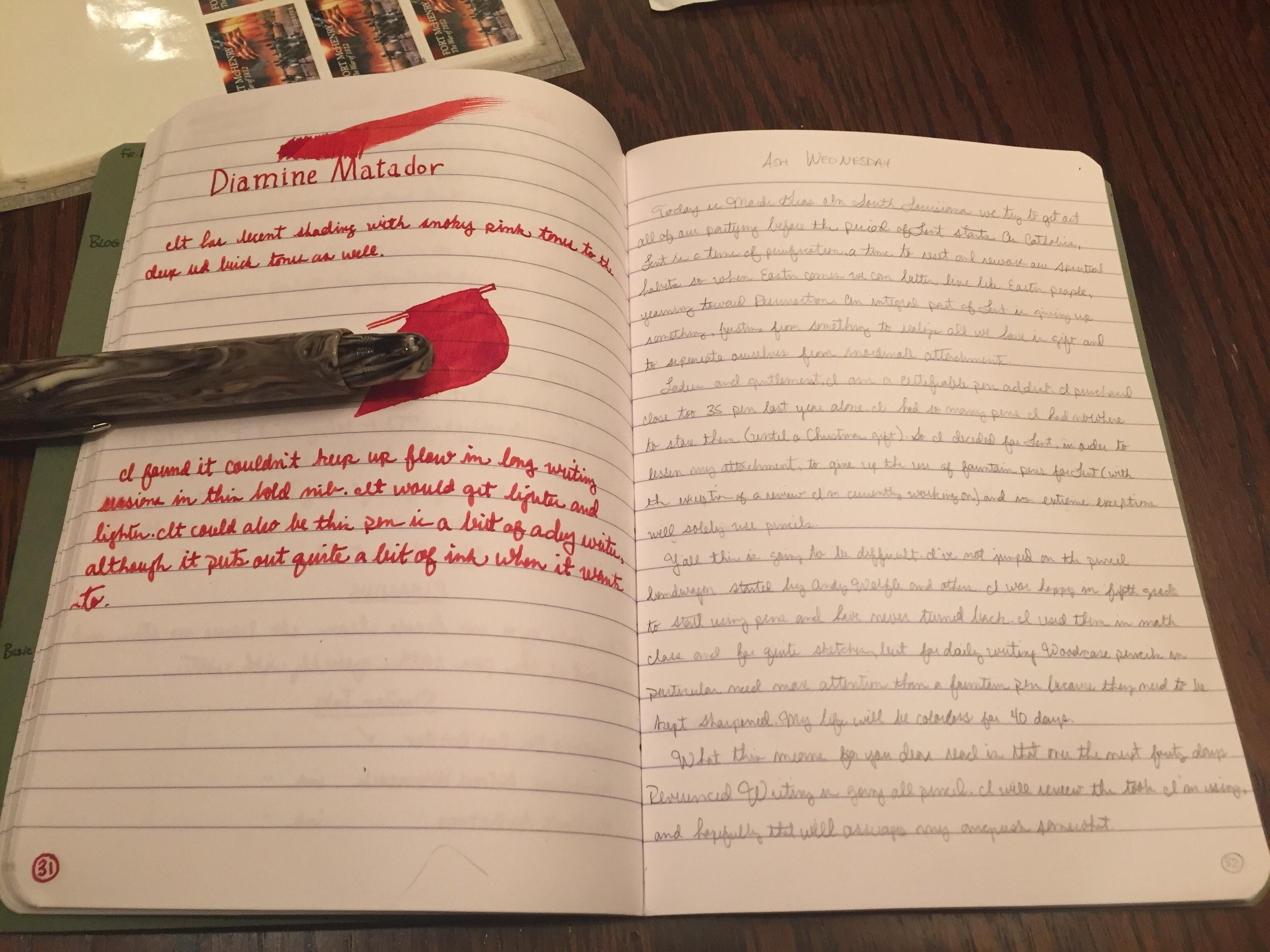 The future review (i.e. Gorgeous color) next to pencil sadness