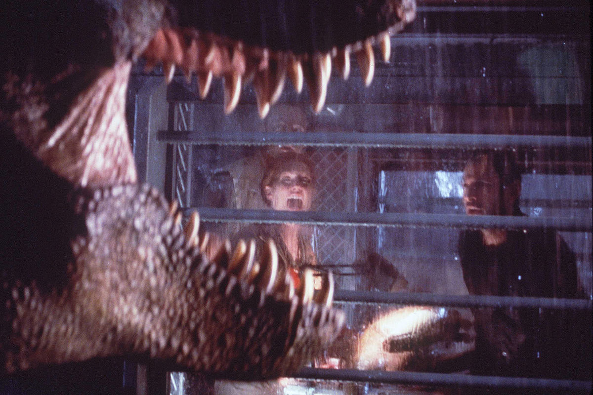 """Legendary Entertainment will release """"Jurassic World,"""" a new sequel to the 1993 Steven Spielberg film, with its current distribution partner, Comcast Corp.'s Universal Pictures, in June. Source: Getty Images"""