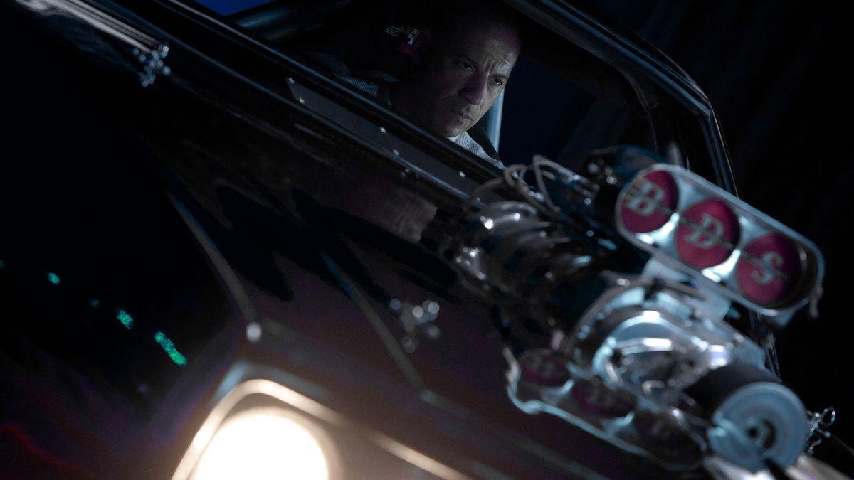 "Actor Vin Diesel stars in ""Furious 7."" Photographer: Scott Garfield/Universal Studios via Bloomberg"