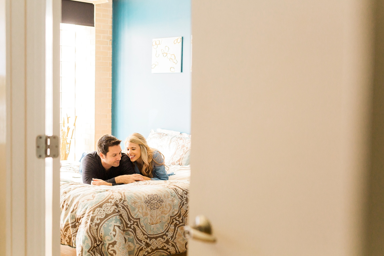 Rachael Bowman Photography-Kristin and Ron-Raleigh-lifestyle-in home session-North Carolina-Couples-Engagement-Photographer-Photos-_0024.jpg