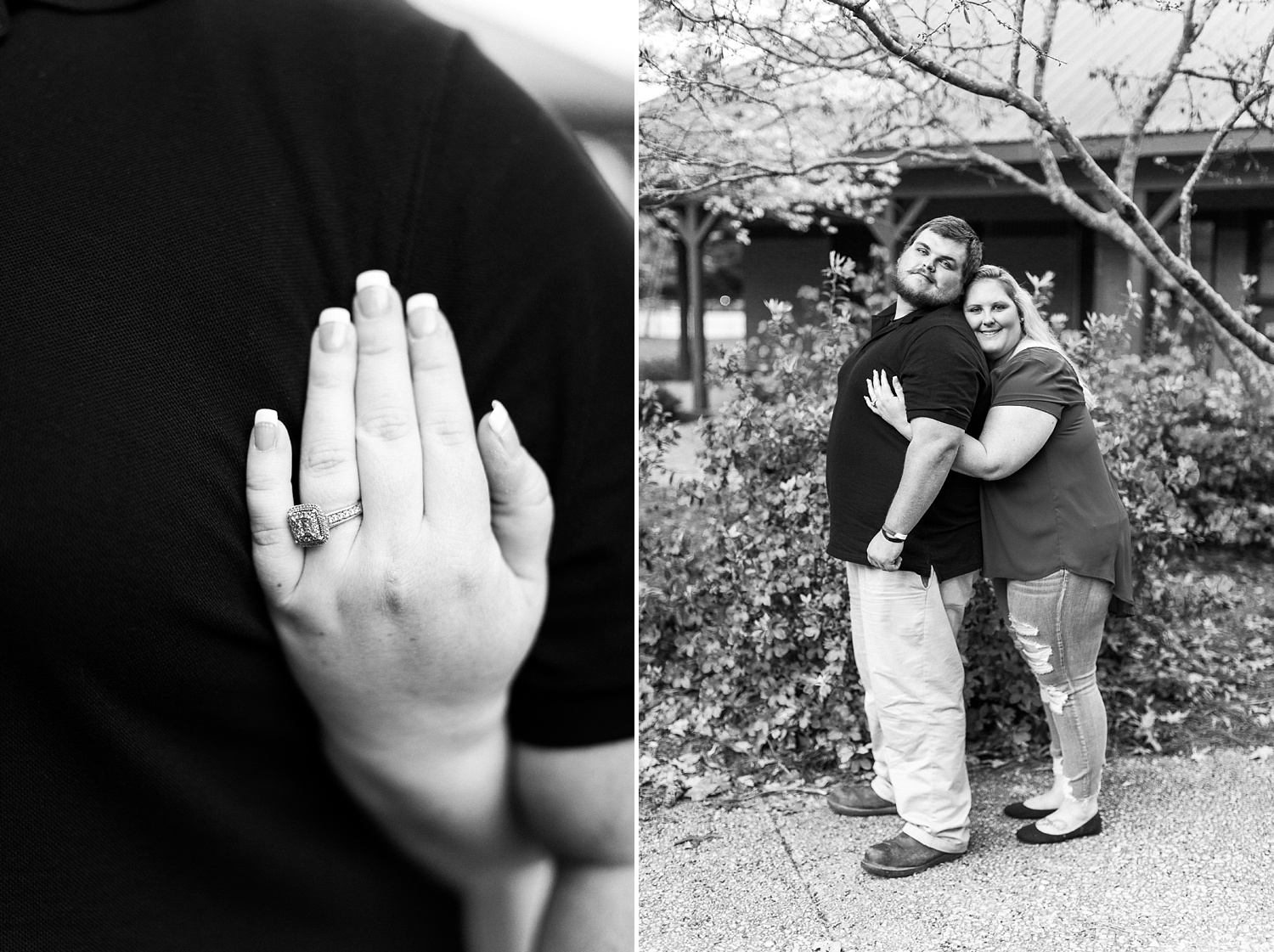 Fayetteville NC Engagement Session