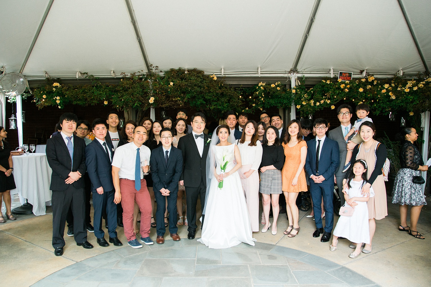 Korean Wedding at the Weathervane at Southern Season in Chapel Hill, NC