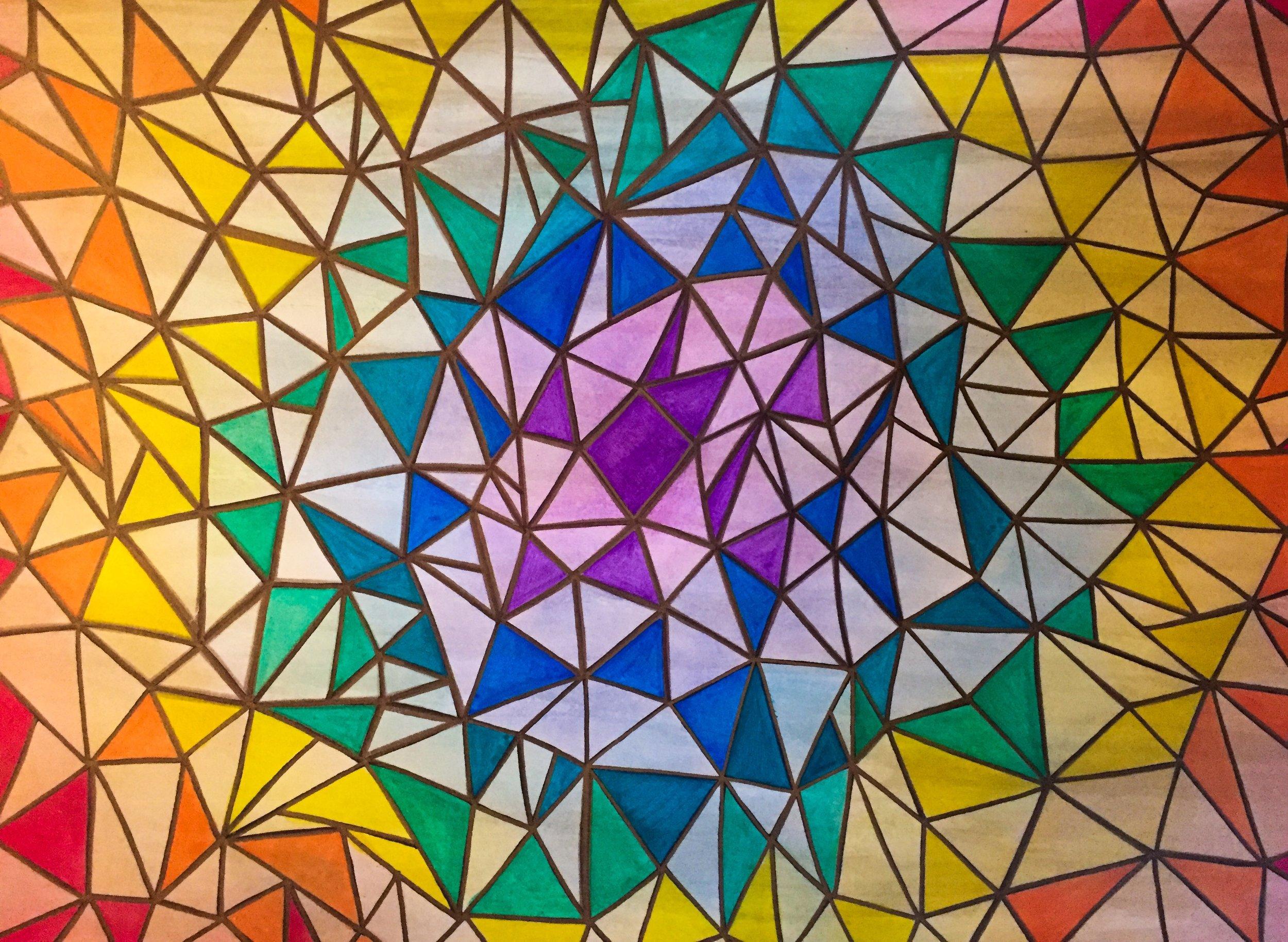 Prism - Masculine Consciouness Solar