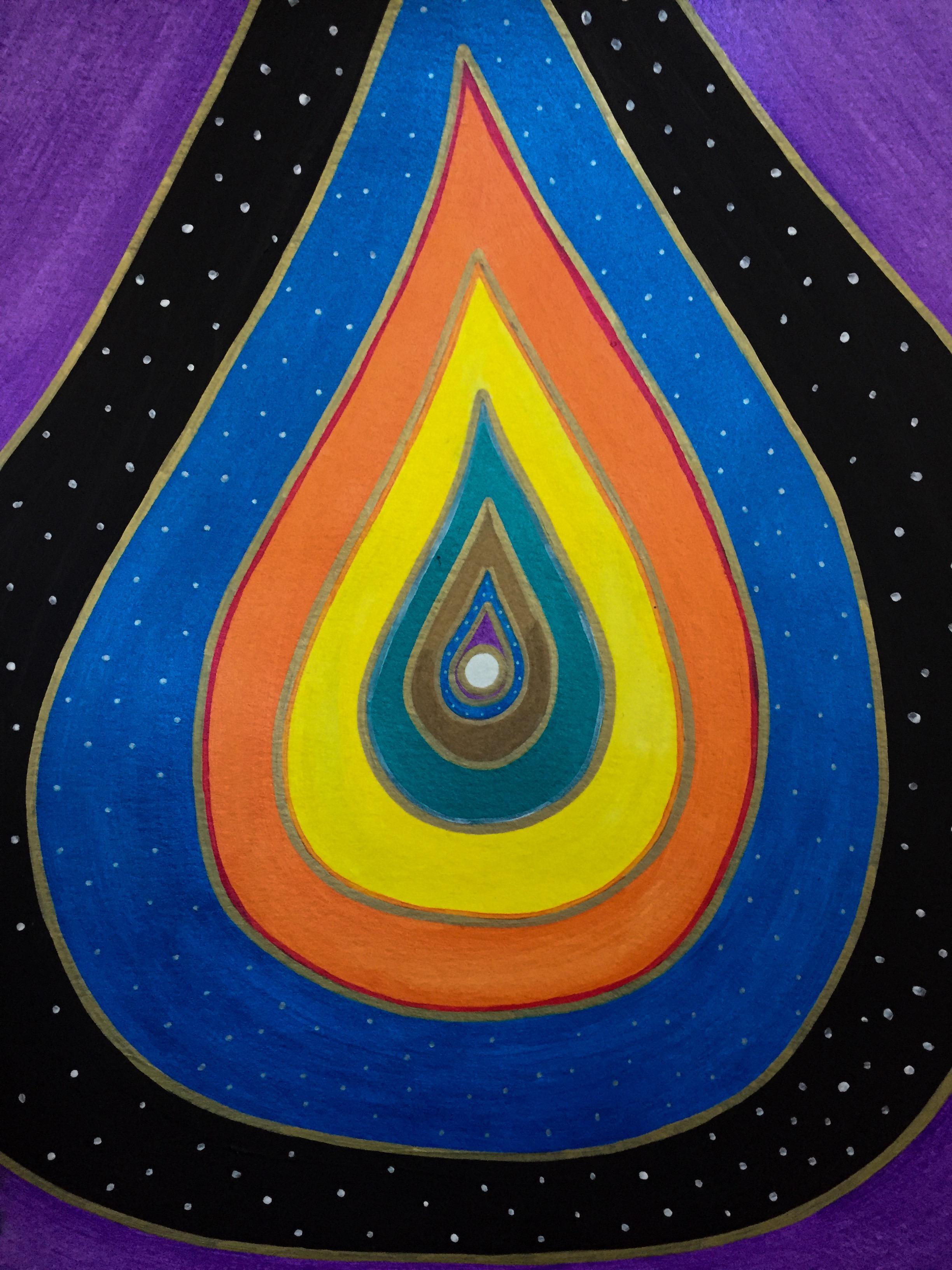 Mystical Flame