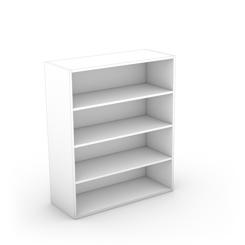 Open Shelves                  D4