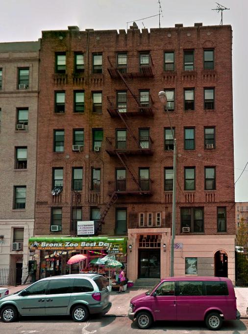▹Bronx, NY ▹$2,400,000 ▹Permanent Financing ▹26 unit Mixed Use Multifamily