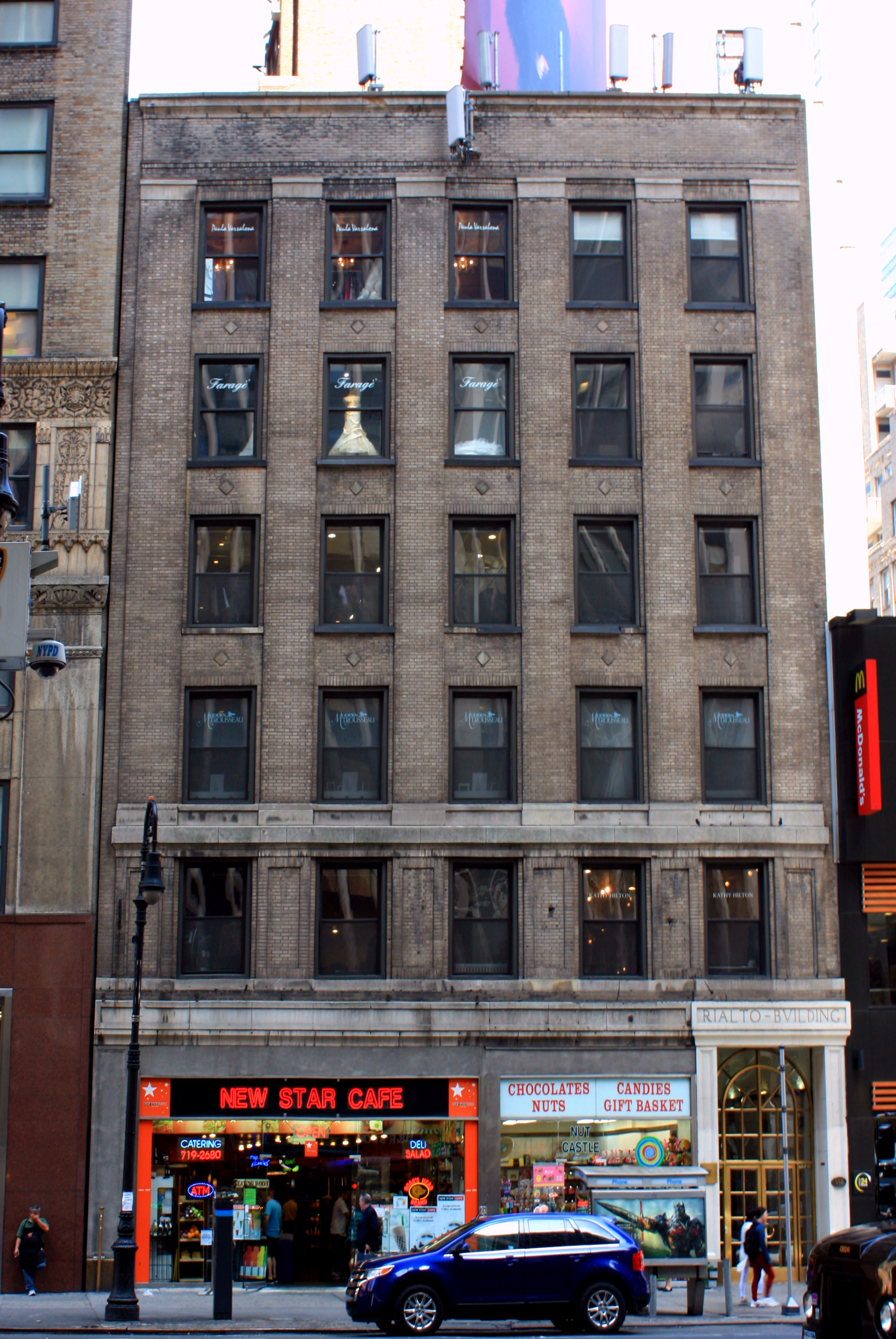 ▹  Midtown West, NY    ▹  $13,000,000   ▹  Permanent Financing    ▹30  ,000 sqft Office