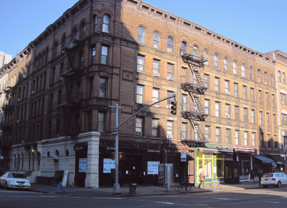 ▹  Upper West Side, NY   ▹  $12,000,000   ▹  Permanent Financing   ▹  Multifamily Portfolio
