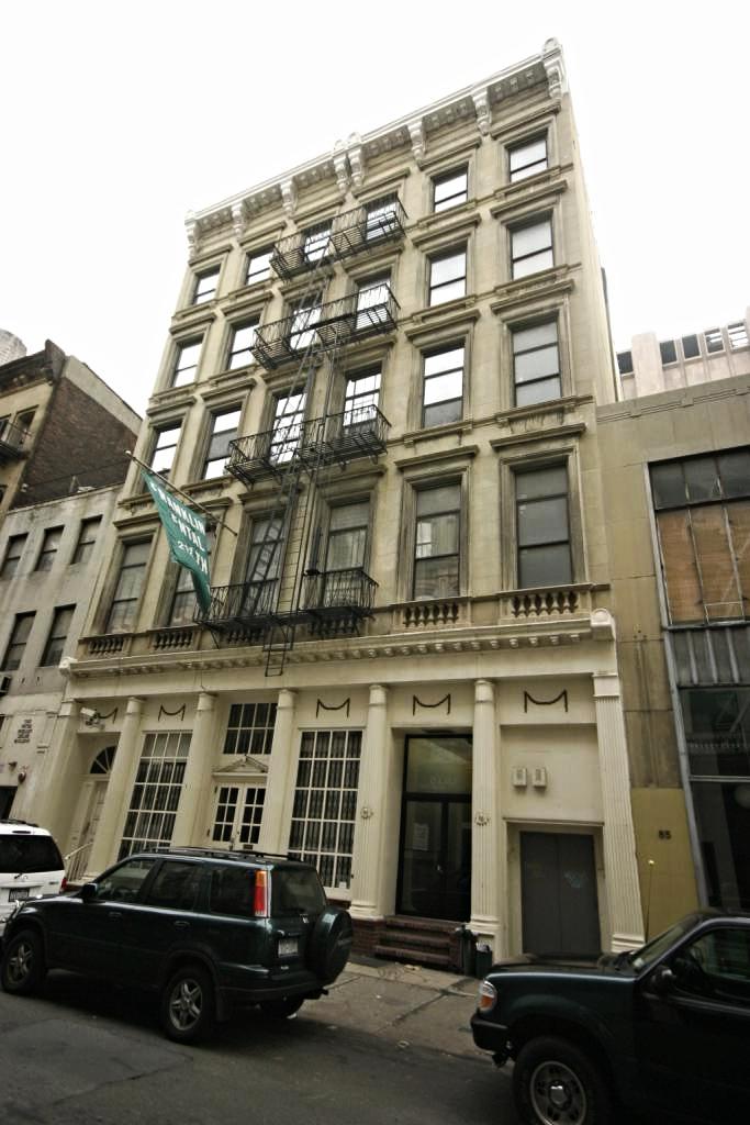 ▹Tribeca, NY ▹$8,000,000 ▹Permanent Financing ▹12 Unit Multifamily