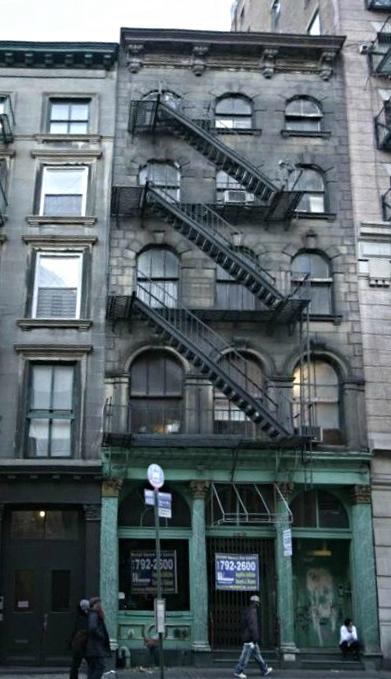 ▹Tribeca, NY ▹$4,500,000 ▹Permanent Financing ▹4 unit Multifamily
