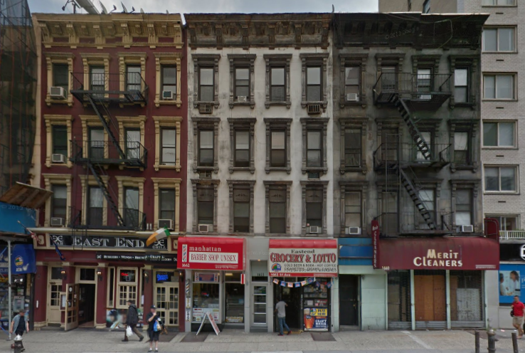 ▹  Upper East Side, NY   ▹  $1,690,000   ▹  Purchase Financing   ▹  5 unit mixed use Multifamily