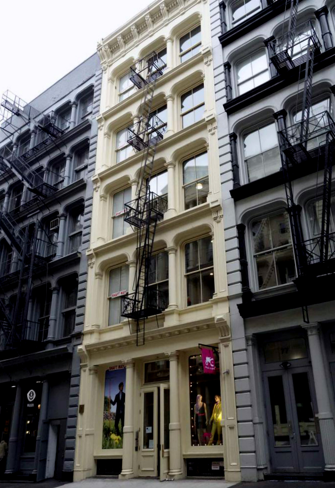 ▹Soho, NY ▹$5,500,000 ▹Bridge Financing ▹5 unit Commercial Use