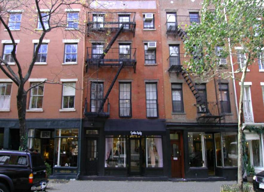 ▹West Village, NY   ▹$3,500,000 ▹Permanent Financing ▹4 unit Mixed Use Multifamily