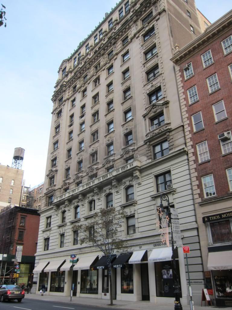 ▹Upper East Side, NY ▹$20,000,000 ▹Permanent Financing ▹Retail Condominium