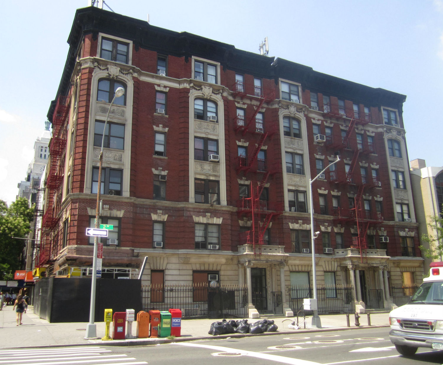 ▹Union Square, NY ▹$10,250,000 ▹Permanent Financing ▹40 unit Multifamily