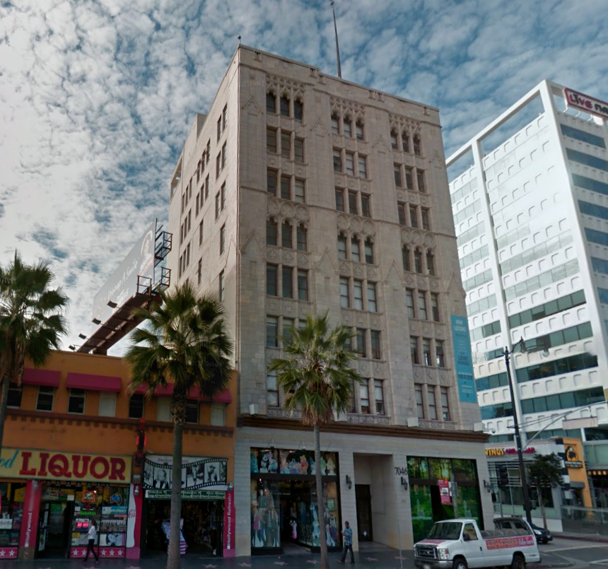 ▹Hollywood, CA ▹$12,000,000 ▹Purchase Financing ▹Multifamily