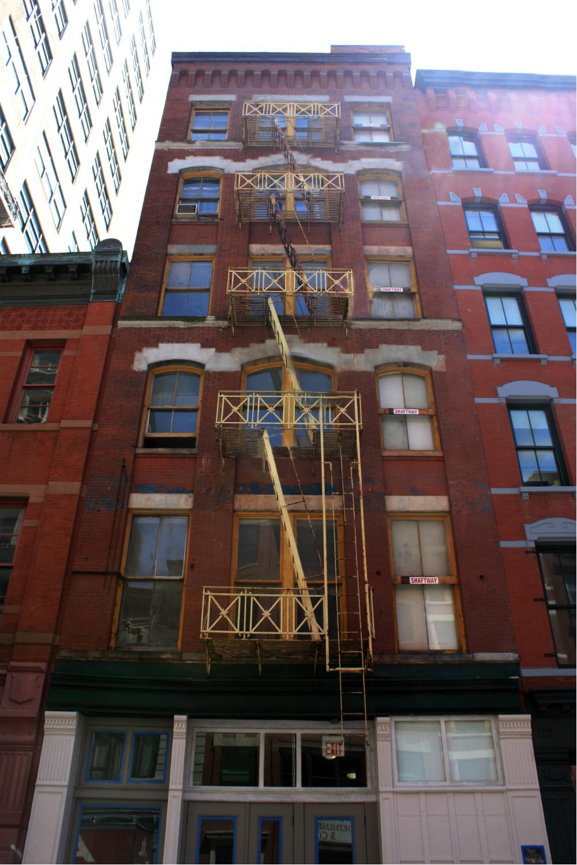 ▹Tribeca, NY ▹$10,000,000 ▹Construction Financing ▹5 unit Multifamily