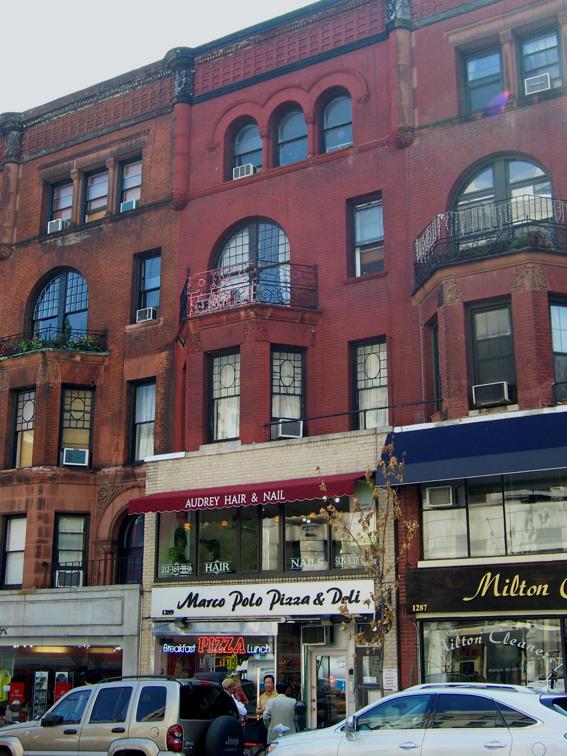 ▹  Upper East Side, NY   ▹  $5,500,000   ▹  Permanent Financing   ▹  4 unit mixed use multifamily