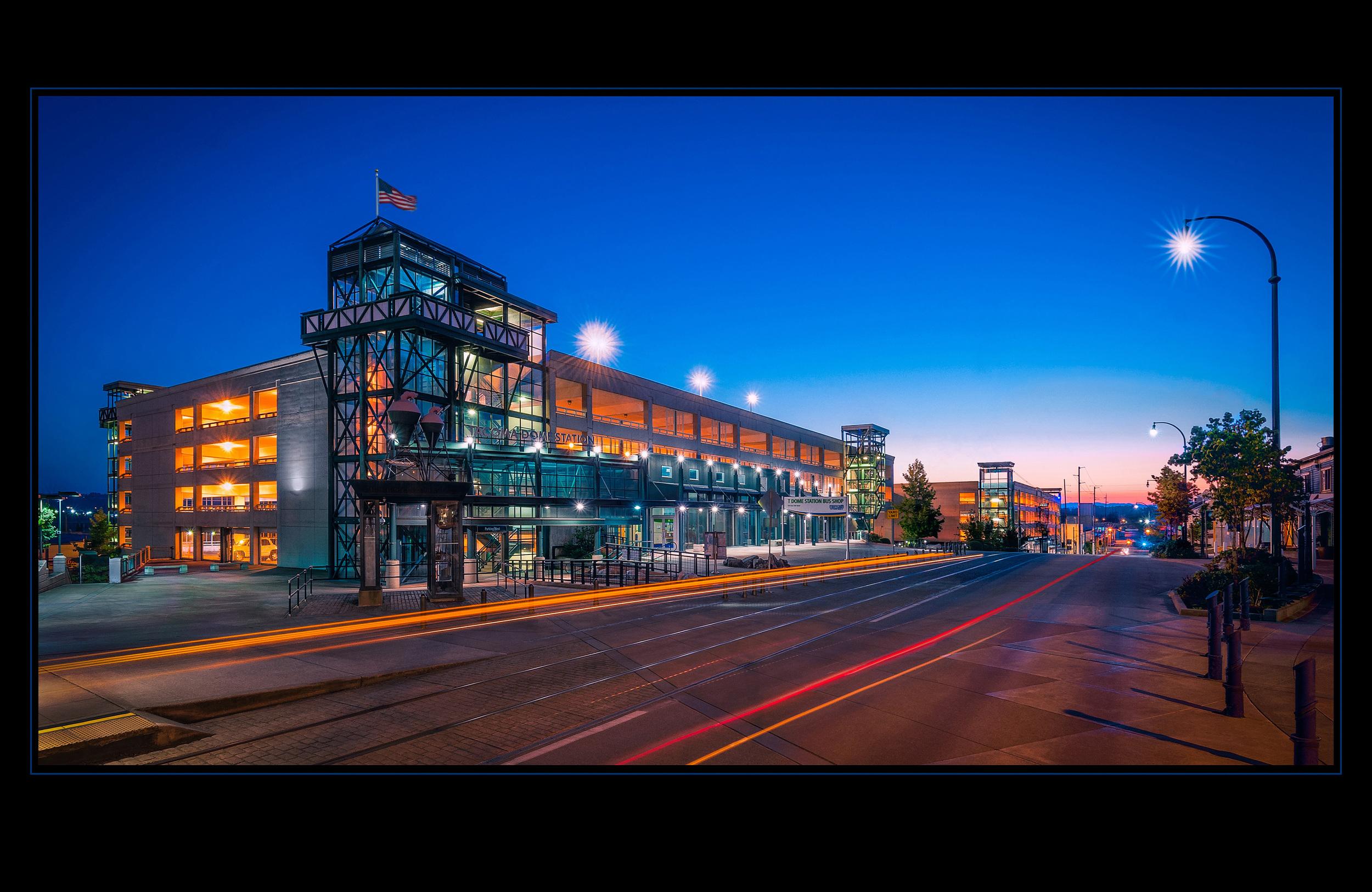 Tacoma Dome Station