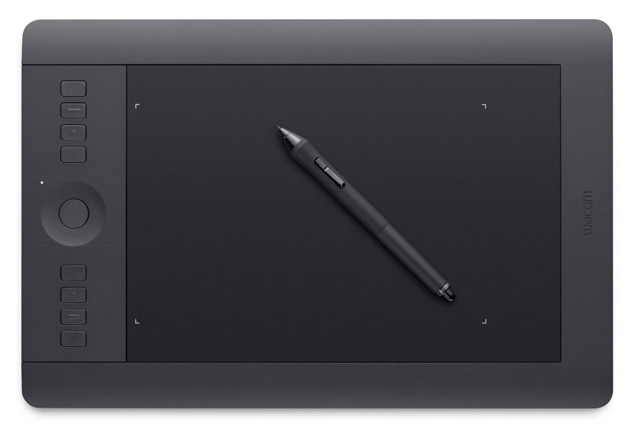The  Wacom Intuos 5 Medium  tablet is an essential piece of kit in my creative photography!