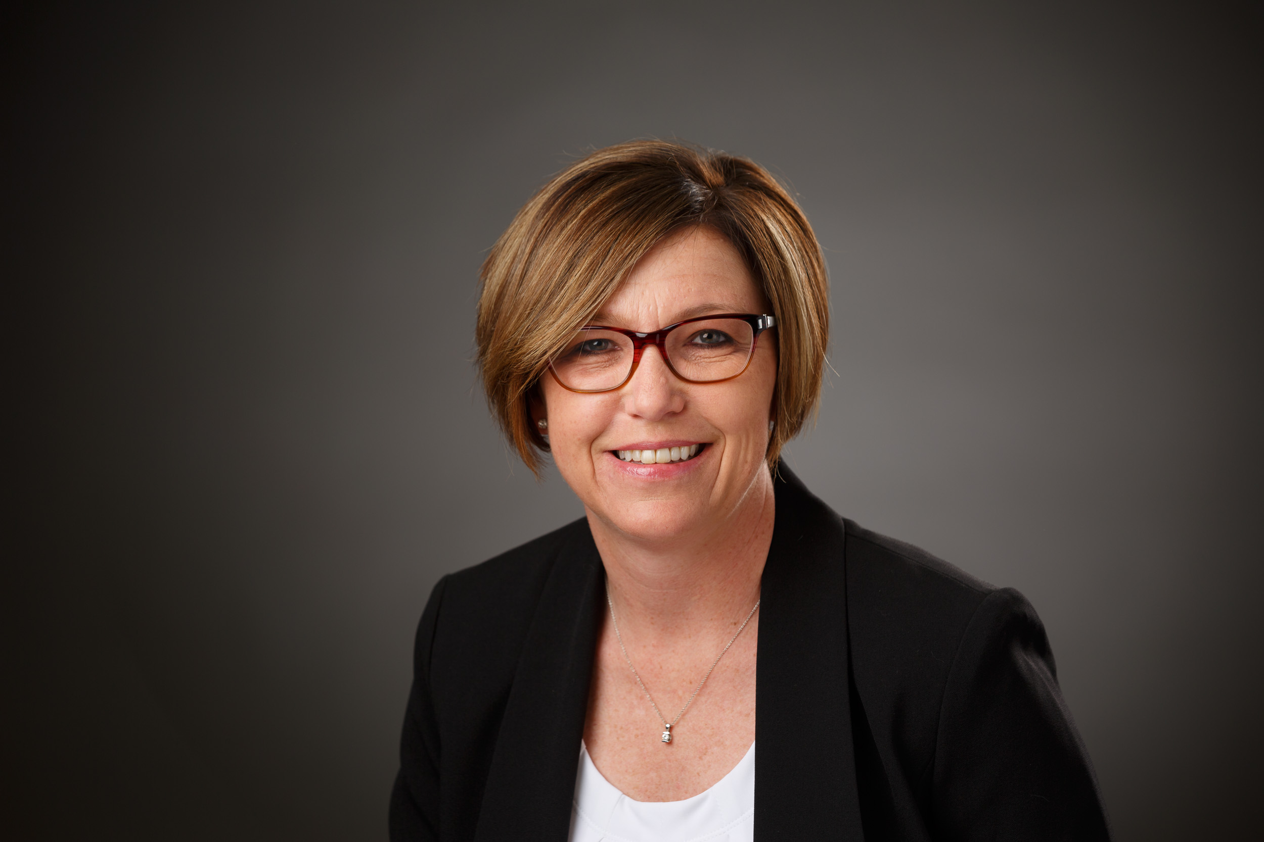 Executive Portrait of Heather Burgess, co-founder of Phillips Burgess Law Firm