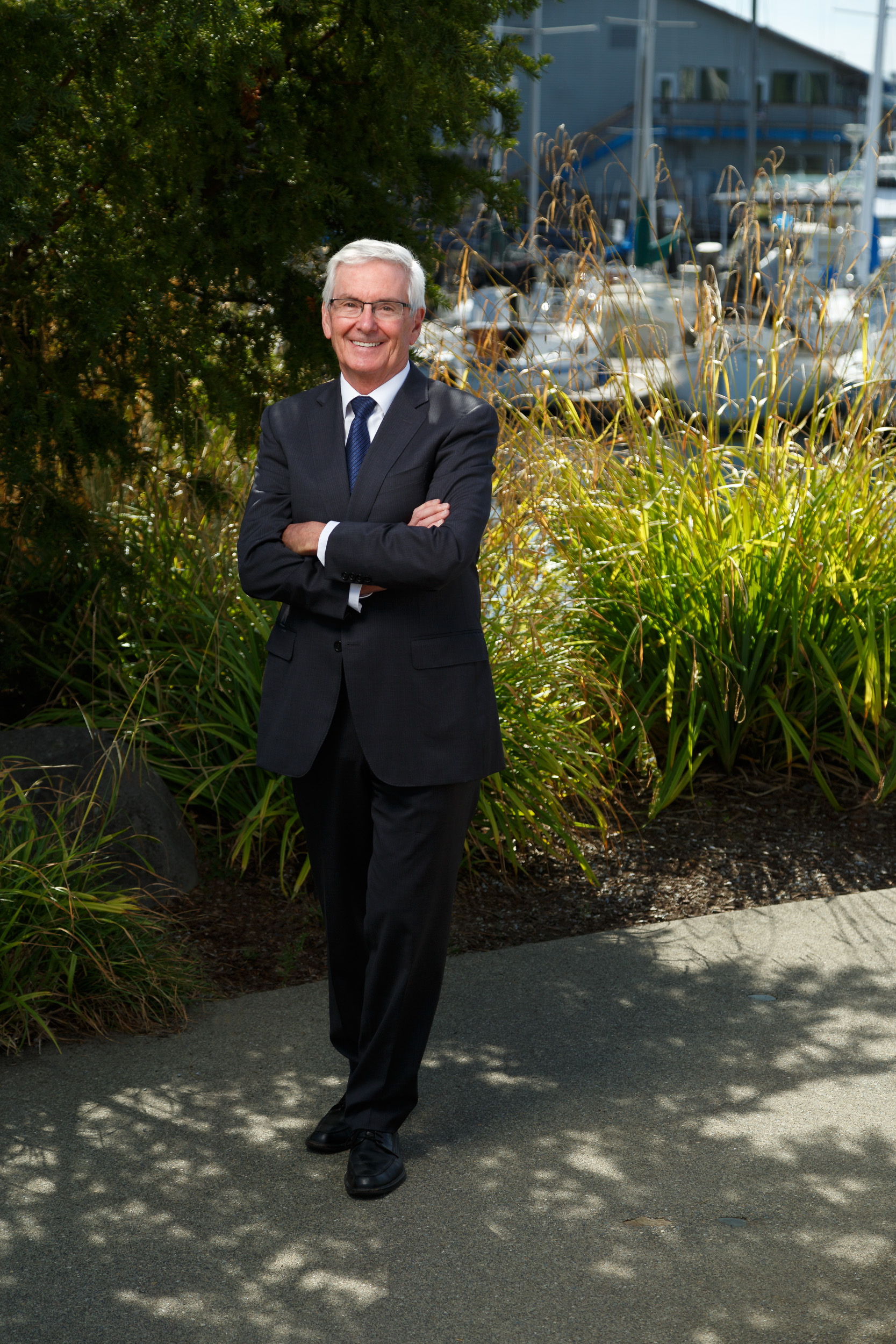 Mick Phillips, co-founder of Phillips Burgess Law Firm