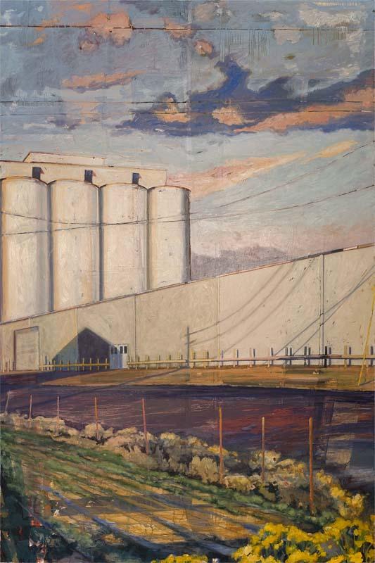 Grain Building No. 3