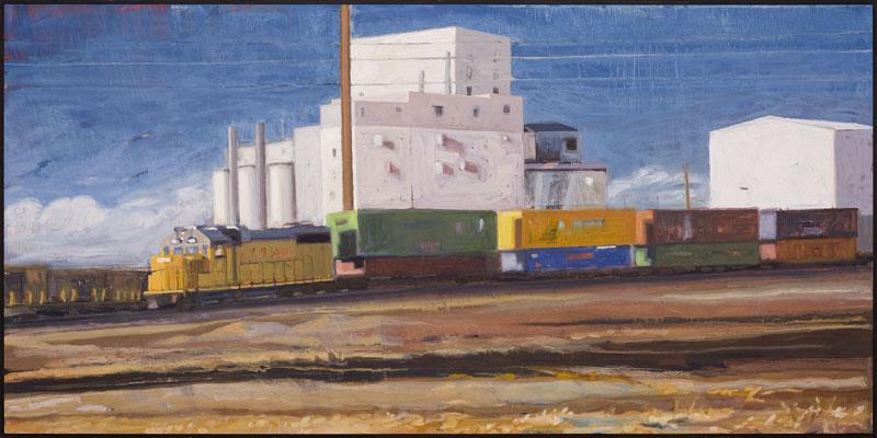 Trainyard No. 11