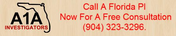 Call a Florida Private Eye Today A1A Investigators