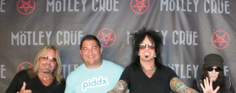 Motley Crue With Jacksonville Florida Private Investigator