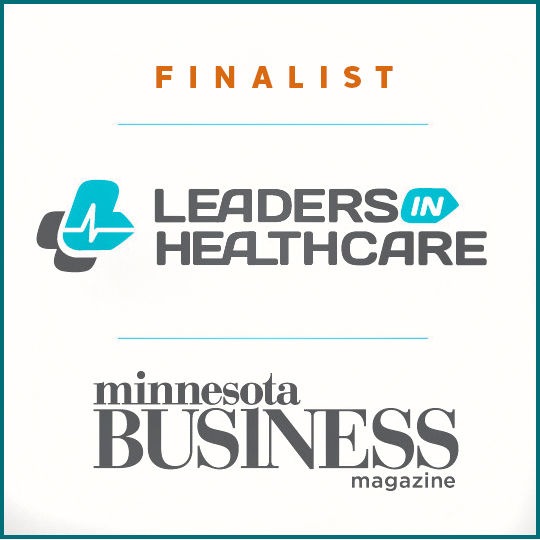 To health care professionals around the nation, and to many around the world, it's well known that Minnesota is an industry leader. Belay Energy is honored to be a finalist with the top health care leaders and organizations within Minnesota by Minnesota Business Magazine.