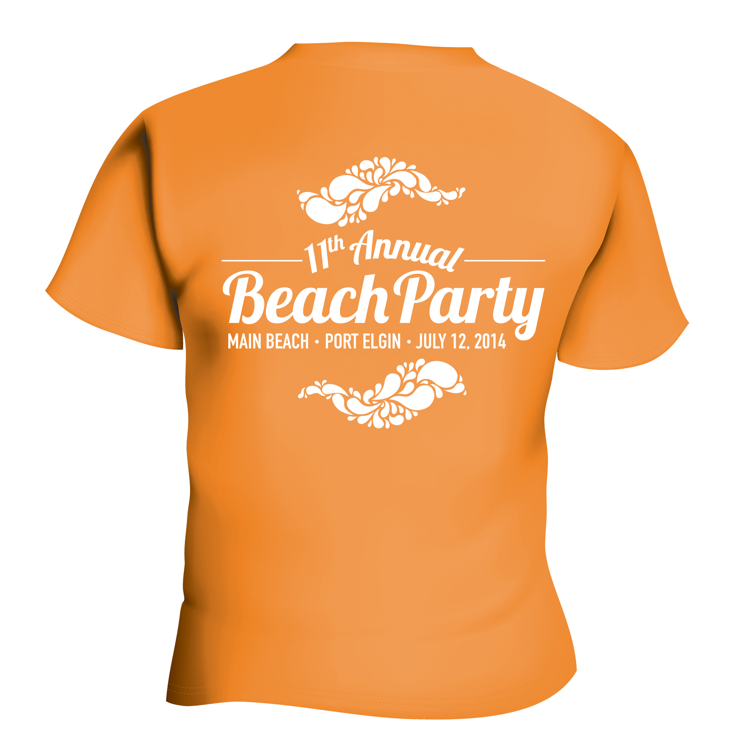 BeachPartyTshirt