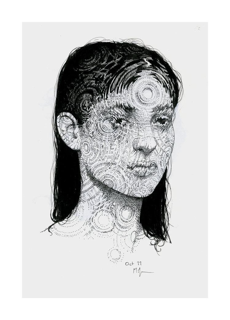 Inktober Art Inspiration & Ideas by Miles Johnston