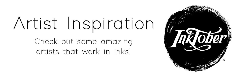 Inktober Art Inspiration & Ideas #inktober #inktober2019